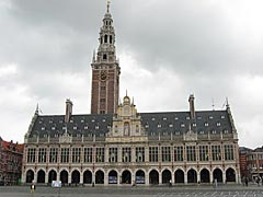 University Central Library of Leuven