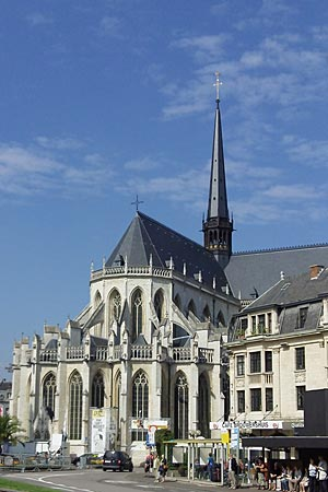 Saint Peter's Church in Leuven