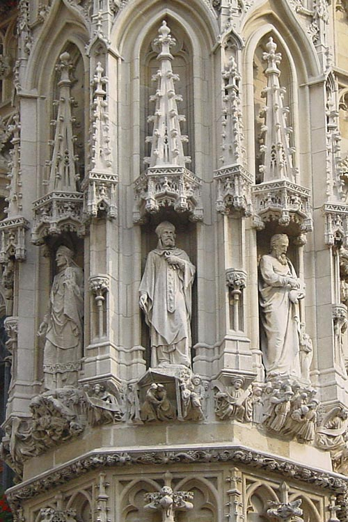 Historic and Religious Figures : Detail